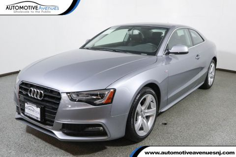 Pre-Owned 2016 Audi A5 2dr Coupe quattro 2.0T Premium Plus with Technology Package