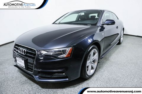 Pre-Owned 2015 Audi A5 2dr Coupe quattro 2.0T Premium Plus w/Technology & Sport Package