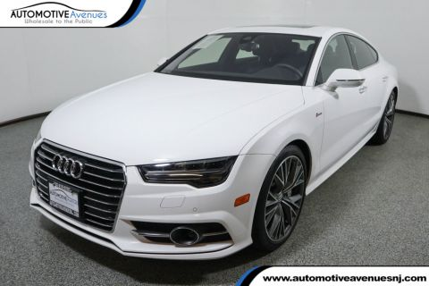2018 Audi A7 3.0 Premium Plus w/S Line Sport & Driver Assistance Packages