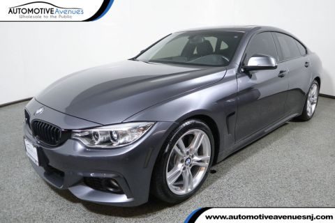 Pre-Owned 2017 BMW 4 Series 430i Gran Coupe with M Sport Package & Navigation