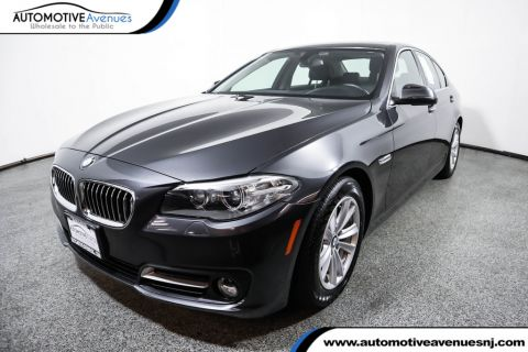 Pre-Owned 2016 BMW 5 Series 528i xDrive with Premium & Cold Weather Packages