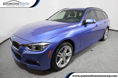 Pre-Owned 2018 BMW 3 Series 330i xDrive Sports Wagon with M-Sport Package