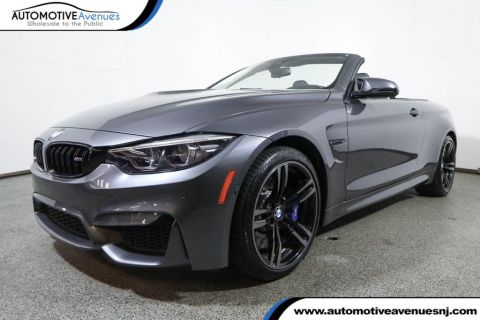 Pre-Owned 2018 BMW M4 M4 w/ Executive & Competition Packages