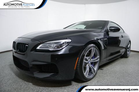 Pre-Owned 2016 BMW M6 Coupe w/ Performance Exhaust, Executive & Competition Packages