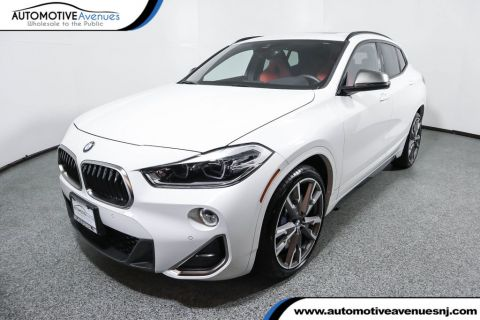 Pre-Owned 2019 BMW X2 M35i Sports Activity Vehicle Premium w/ Panoramic Moonroof