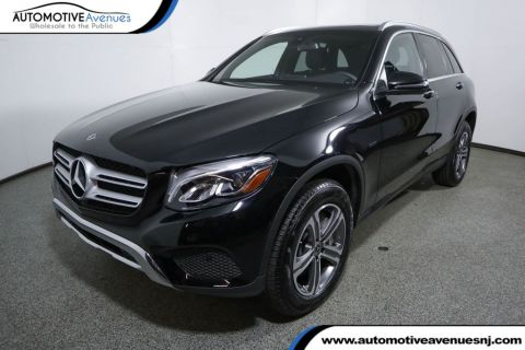 Pre-Owned 2019 Mercedes-Benz GLC GLC 350e 4MATIC® SUV w/ Panorama Roof & Premium Package