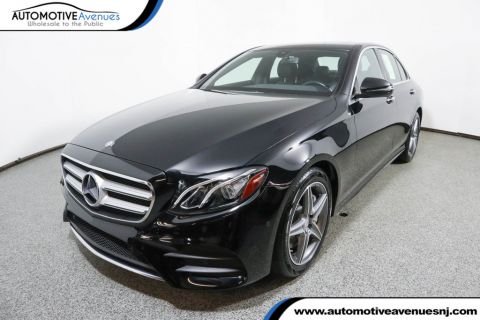 Pre-Owned 2017 Mercedes-Benz E-Class E 300 Sport Sedan w/ Premium Package