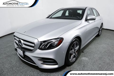 Pre-Owned 2017 Mercedes-Benz E-Class E 300 Sport with Premium 1 Package