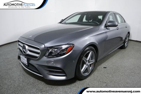 Pre-Owned 2017 Mercedes-Benz E-Class E 300 Sport 4MATIC® Sedan w/ Premium 2 Package