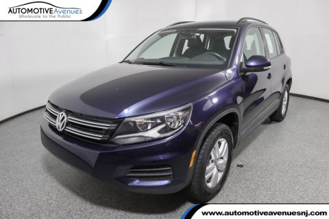 Pre-Owned 2016 Volkswagen Tiguan 2.0T S 4dr Automatic