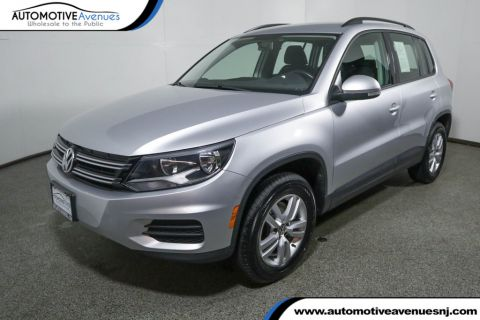 Pre-Owned 2015 Volkswagen Tiguan 4MOTION 4dr Automatic S