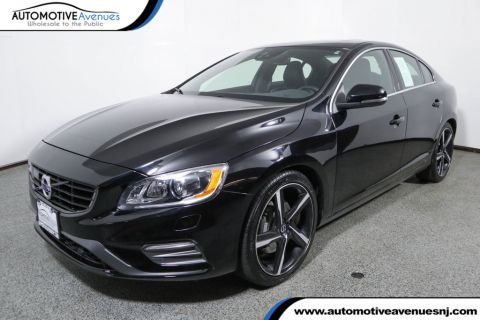 Pre-Owned 2016 Volvo S60 4dr Sedan T6 Drive-E R-Design Platinum AWD w/ Climate Package