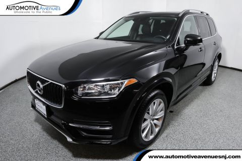 Pre-Owned 2016 Volvo XC90 AWD 4dr T6 Momentum w/ Vision, Climate & Convenience Packages
