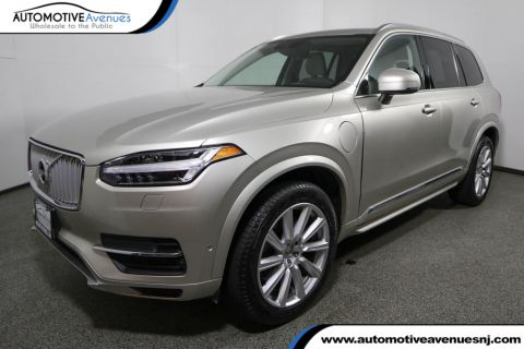 Pre-Owned 2016 Volvo XC90 Hybrid AWD 4dr T8 Inscription w/ Vision & Convenience Packages
