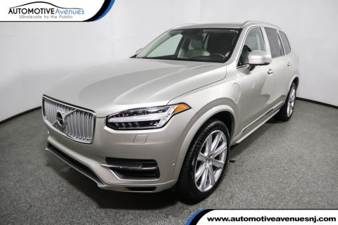 Pre-Owned 2017 Volvo XC90 T8 eAWD Plug-In Hybrid Excellence