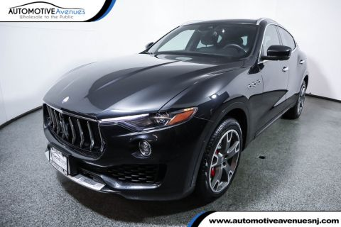 Pre-Owned 2017 Maserati Levante S 3.0L with Sport Package